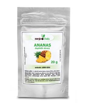 ANANAS extrakt 20 g
