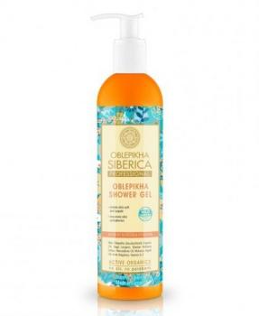SPRCHOVÝ GEL INTENZIVNÍ VÝŽIVA, HYDRATACE 400 ml rakytníkový sprchový gel, rakytníkový olej, sprchový gel, výživa, hydratace, přírodní kosmetika, arganový olej, makadamiový olej