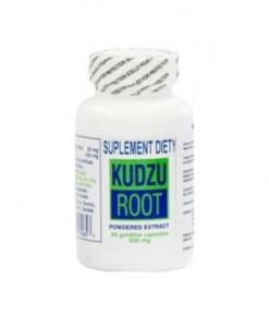 KUDZU ROOT extrakt 90 kapslí kudzu,závislost,alkohol,menopauza