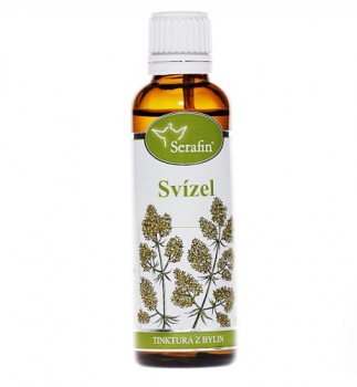 SVÍZEL - Z BYLIN 50 ml