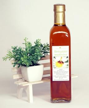 BESKYDSKÁ MEDOVINA 500 ml medovina, přírodní, propolis