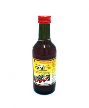 GOJI - bylinný sirup 250 ml sirup goji, sirup slazený fruktózou