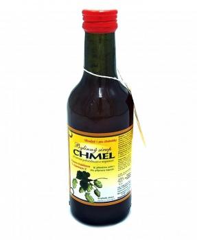 CHMEL - bylinný sirup 250 ml