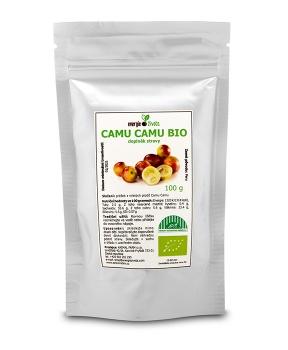 CAMU CAMU BIO prášek extrakt vitamin C 100 g  vitamin C,chřipka,nachlazení,virus,viróza