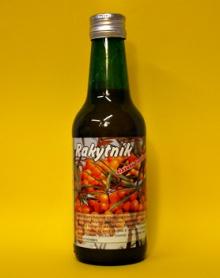 RAKYTNÍKOVÁ SIRUP s fruktózou 250 ml