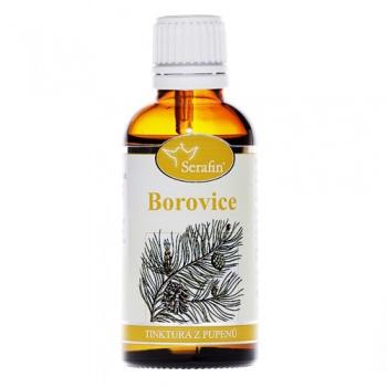 BOROVICE - Z PUPENŮ 50 ml borovice tinktura z pupenů serafin