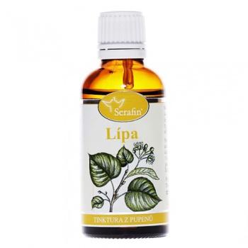 LÍPA - Z PUPENŮ 50 ml lípa tinktura z pupenů serafin