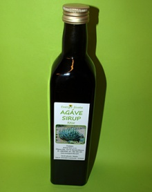 AGÁVE SIRUP RAW 500 ml