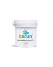 CARUN KONOPNÁ MAST PRO DĚTI 105 ml