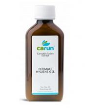 KONOPNÝ INTIMNÍ MYCÍ GEL 200 ml konopný intimní mycí gel CARUN