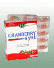 CRANBERRY CYST TABLETY 30 ks