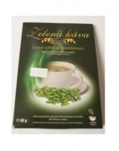 ZELENÁ KÁVA 50 g - ČISTÁ  DNM zelená káva