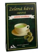 ZELENÁ KÁVA SUROVÁ 100 g phoenix zelená káva surová 100g, hubnutí