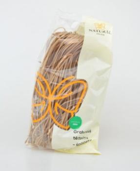 GRAHAMOVÉ TĚSTOVINY špagety 250 g těstoviny, špagety