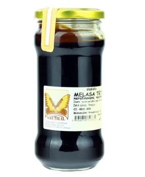MELASA TŘTINOVÁ 540 g sladidlo, melasa