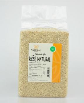RÝŽE NATURAL neloupaná 1 kg