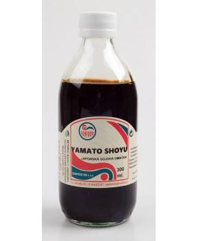 YAMATO SHOYU 300ml sojová omáčka,marináda,koření,bez lepku,sója