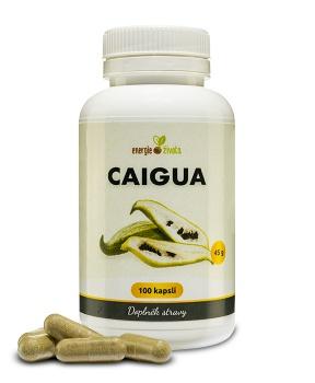 CAIGUA 100 tob. caigua,caihua,vysoký tlak,cholesterol,srdce,hubnutí,tlak,cévy,žíly,nadváha,detoxikace