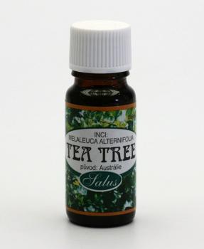 TEA TREE - 100% ESENCIÁLNÍ OLEJ 10ml