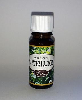 VANILKA VONNÝ OLEJ 10 ml vanilka salus vonný olej 10 ml