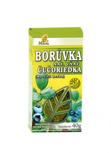 BORŮVKA NAŤ 40g borůvka nať čaj milota 40g