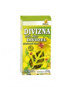 DIVIZNA KVĚT 20 g