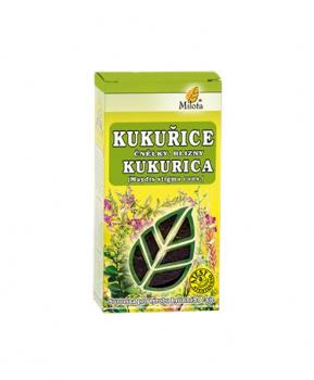 KUKUŘICE ČNĚLKY 30 g kukuřice čnělky čaj milota 30g
