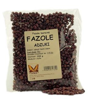 FAZOLE ADZUKI 200g adzuki, fazole adzuki