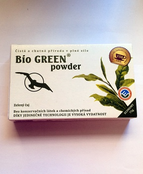 BIO GREEN POWDER