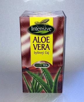 ALOE VERA ČAJ 30g aloe,aloe vera,trávení,detoxikace,kolagen,dna,imunita