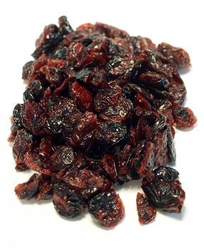 KLIKVA - BRUSINKY sušené proslazené 250 g brusinky, močový měchýř