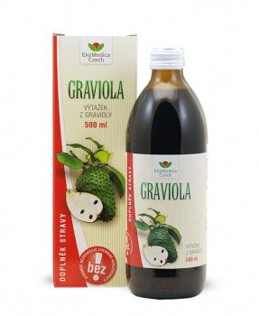 GRAVIOLA šťáva 500 ml