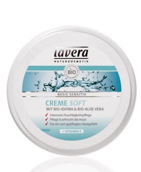 LAVERA BASIS SOFT KRÉM 150 ml