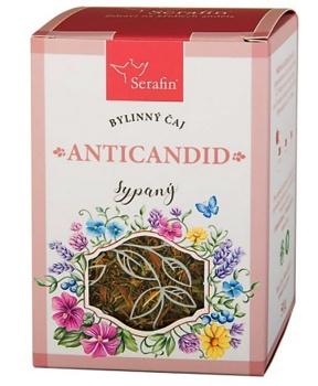 ANTICANDID - sypaný čaj 50 g