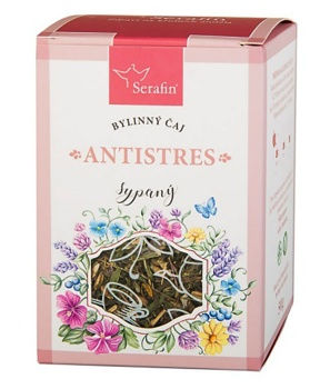 ANTISTRES - sypaný čaj 50 g