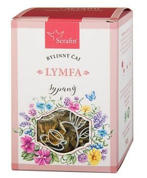 LYMFA bylinný sypaný čaj