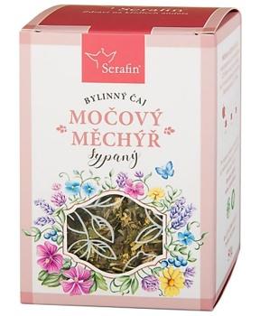 MOČOVÝ MĚCHÝŘ - sypaný 50 g bylinný čaj, močový měchýř, byliny, čaj, ledviny, imunitní systém, vylučování, infekce
