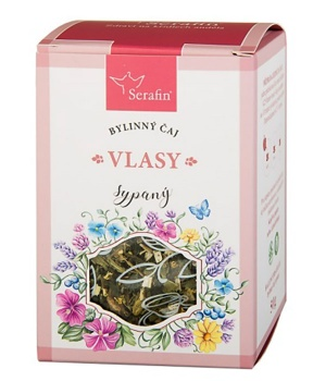 VLASY - sypaný čaj 50 g