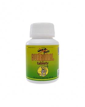 GVARANAL tablety přírodní 120 tablet